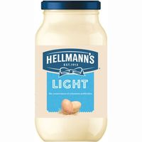 Salsa light HELLMANN'S, frasco 430 ml