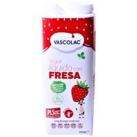 Yogur líquido de fresa OHIKO, brik 750 ml