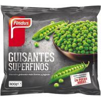 Guisantes superfinos FINDUS, bolsa 400 g