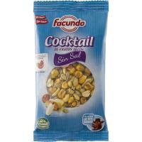 Cocktail sin sal añadida FACUNDO, bolsa 150 g
