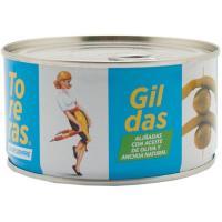 Gildas sabor anchoa KIMBO, lata 95 g