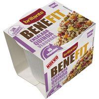 Ensalada de quinoa-verduras BRILLANTE BENEFIT, vasito 200 g