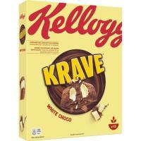 Cereales choco blanco KRAVE, caja 375 g