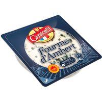 Queso azul Fourme D'Amber DOP CANTOREL, tarrina 150 g