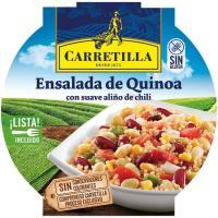 Ensalada de quinoa CARRETILLA, bol 230 g