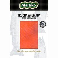 Trucha ahumada MARTIKO, sobre 80 g