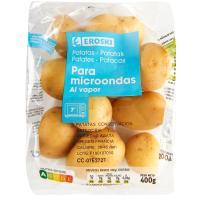 Patatas Baby Micro EROSKI, bolsa 400 g