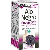 Ajo negro vegano NATURTIERRA, caja 20 unid.