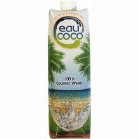 Agua de Coco EAU COCO, brik 1 litro