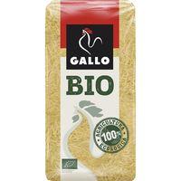 Fideos 0 Bio GALLO, paquete 500 g
