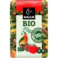 Hélices vegetales Bio GALLO, paquete 500 g