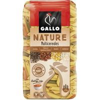 Plumas Nature multicereales GALLO, paquete 400 g
