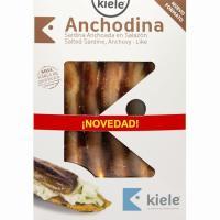 Sardina anchoada KIELE, bandeja 70 g