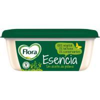 Margarina sin aceite palma FLORA Essencia, tarrina 225 g