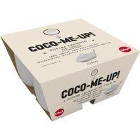 Postre vegetal de coco ME UP DHUL, pack 4x100 g