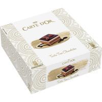 Tarta de 3 chocolates CARTE D'OR, caja 575 g