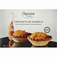 Tartaleta de marisco CAPRICE, caja 290 g