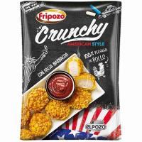Crunchy de pollo FRIPOZO, bolsa 300 g