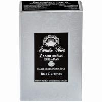 Zamburiña guisada RAMÓN PEÑA, lata 110 g