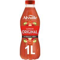 Gazpacho original ALVALLE, botella 1 litro