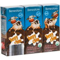 Batido de chocolate BENESTARE, pack 3x200 ml