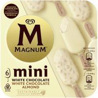 Bombón mini blanco mix MAGNUM, caja 267 g