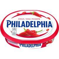 Queso de untar con chile picante PHILADELPHIA,  tarrina 150 g