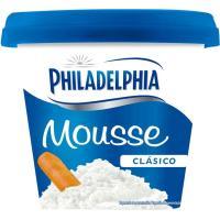 Queso mousse clásico PHILADELPHIA, tarrina 130 g