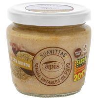 Crema de pavo-quinoa APIS, tarro 160 g