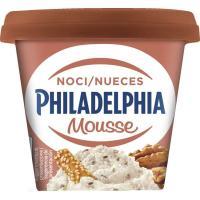 Mousse de nueces PHILADELPHIA, tarrina 130 g