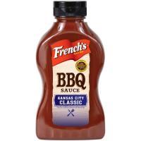 Salsa barbacoa FRENCH'S, bote 396 g