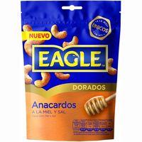 Anacardo con miel-sal EAGLE, bolsa 75 g