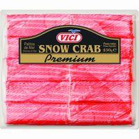 Palitos de mar Snow Crab VICI, sobre 250 g