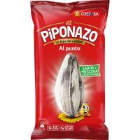 Pipas al punto de sal PIPONAZO, bolsa 170 g