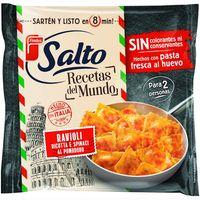 Ravioli Ricotta FINDUS Salto, bolsa 550 g