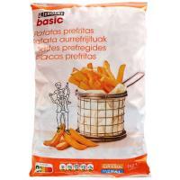 Patata prefrita EROSKI basic, bolsa 1 kg