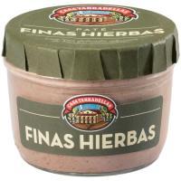 Paté a las finas hierbas CASA TARRADELLAS, frasco 125 g