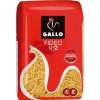 Fideo Nº 2 GALLO, paquete 500 g