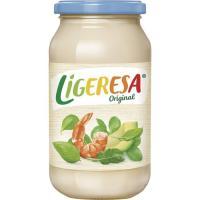 Salsa ligera LIGERESA, frasco 450 g