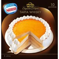Tarta helada de whisky NESTLÉ, caja 580 g