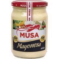 Mayonesa MUSA, frasco 450 g
