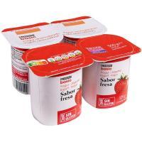 Yogur sabor fresa