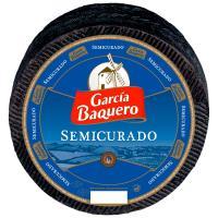 Queso mezcla semicurado G. BAQUERO, al corte, compra mínima 250 g