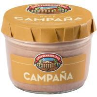 Paté de campaña CASA TARRADELLAS, frasco 125 g