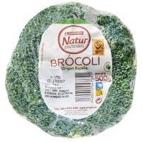 Bróculi Eroski NATUR, pieza aprox. 500 g