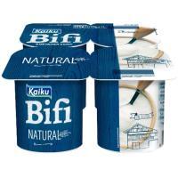Bifi Activium natural KAIKU, pack 4x125 g