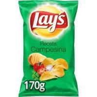 Patatas fritas LAY`S Campesinas, bolsa 170 g
