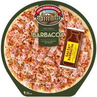 Pizza barbacoa CASA TARRADELLAS, 1 unid., 400 g