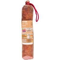 Chorizo ibérico extra EROSKI, al corte, compra mínima 100 g