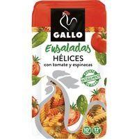 Helices con vegetales GALLO, paquete 500 g